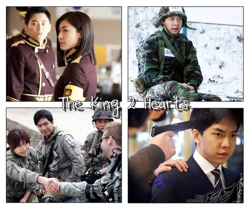 The King 2 Hearts (K drama)