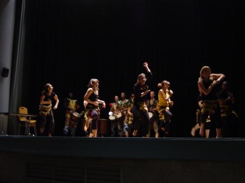L'école de danse africaine