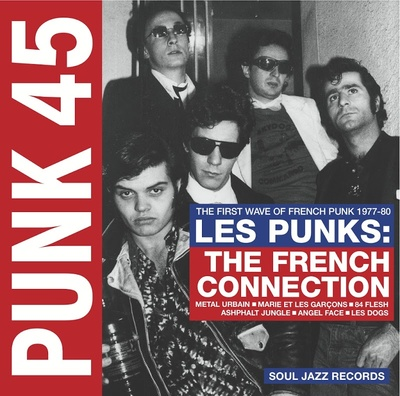 Frenchy But Chic # 144 : The First wave of Punk - Artistes variés (2016)