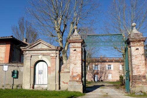 Garidech en 31: l'église