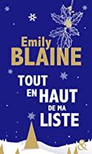 Chronique Tout en haut de ma liste d'Emily Blaine