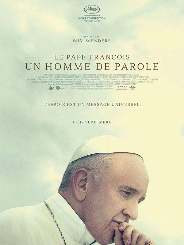 Le pape François, un homme de parole