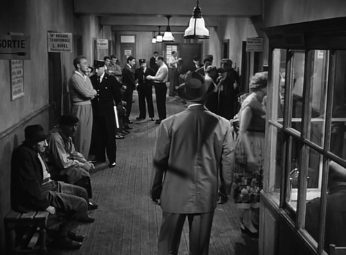 MAIGRET TEND UN PIEGE - BOX OFFICE JEAN GABIN 1958