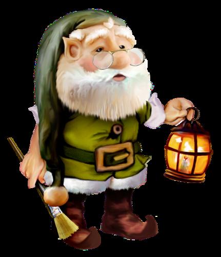 Petits Personnages de Noël Série 4