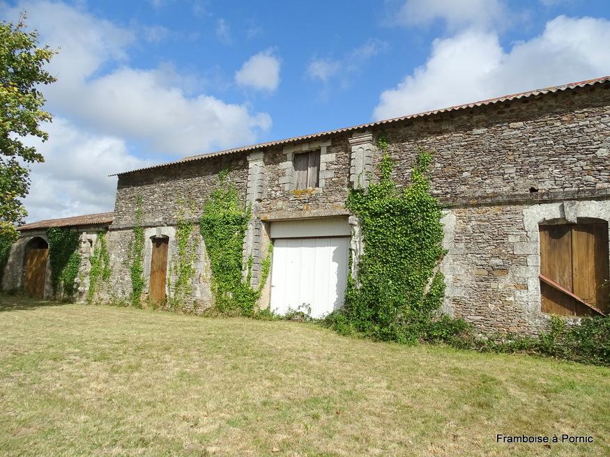 VUE  Château de la Blanchardais