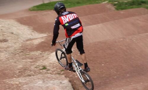 30 avril  2017 entrainement BMX Mandeure