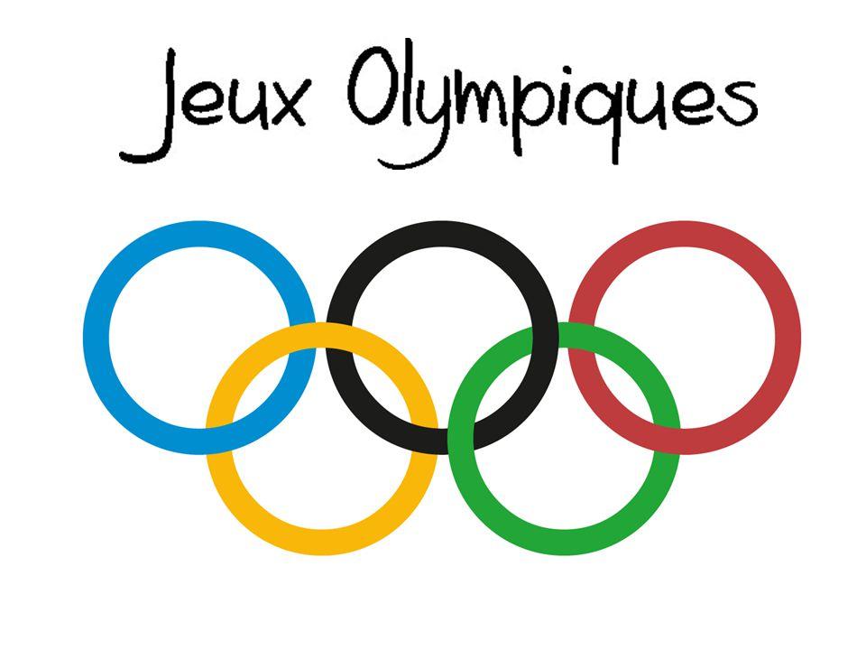 Image gallery jeux olympiques - Anneau des jeux olympique ...