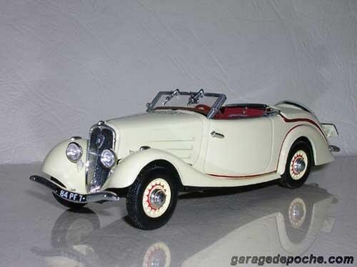 Peugeot 401 Eclipse 1935