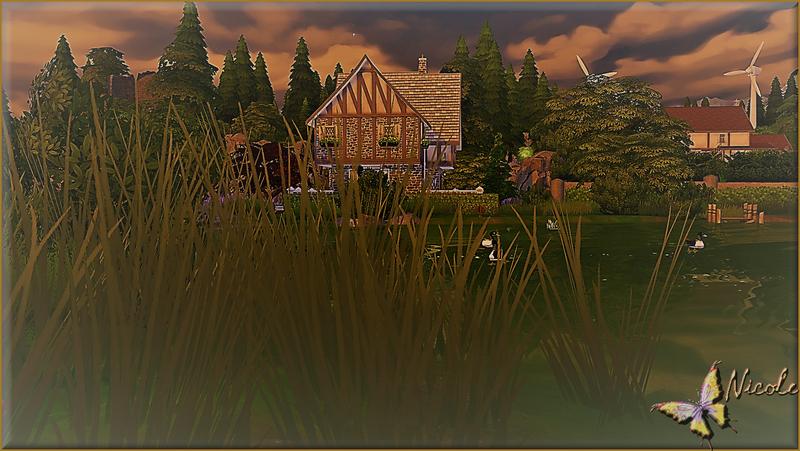Balade dans les Sims4