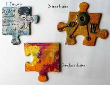 échanges puzzles sur Incartades
