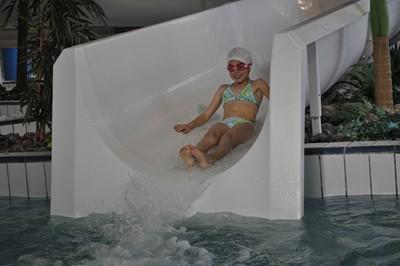 Les CE1/CE2 à la piscine