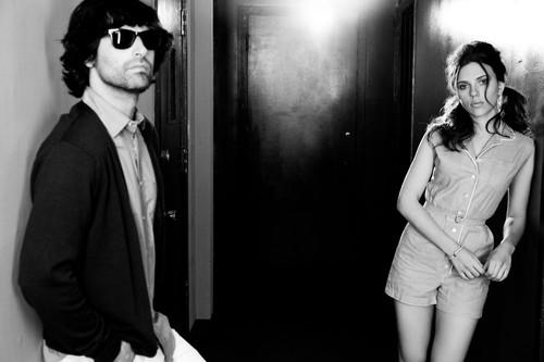 Scarlett Johansson & Pete Yorn