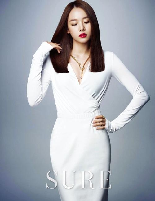 Jo Yoon Hee pour Sure