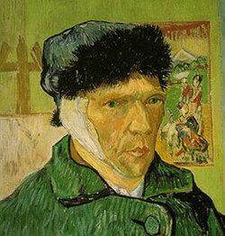 Van Gogh ceci n'est pas un auto-portrait