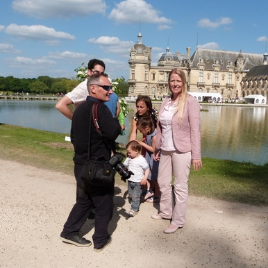 Le Courson-Chantilly d'Isabelle...