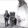 Saulteaux family - 1887