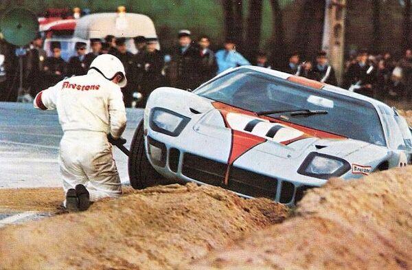 Le Mans 1968 Abandons II