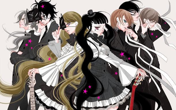 """Résultat de recherche d'images pour """"fukumenkei noise anime"""""""