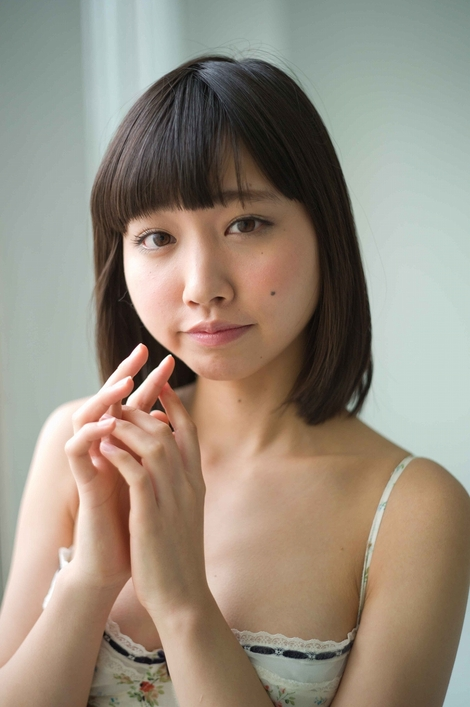 WEB Gravure : ( [@Crepe] - | 2016 | Miku Takaoka/高岡未來 : 『DVD Dream』発売記念【3月7日まで掲載01&02】 )