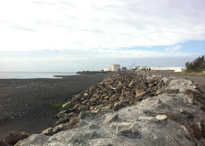 Le Port : Un surfeur attaqué par un requin