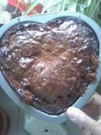 Brownie vegan très chocolat et graines de courge