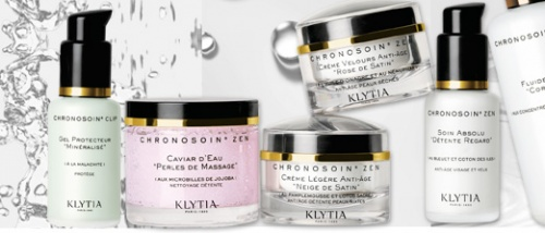 Klytia : infos supplementaires sur les chronosoins