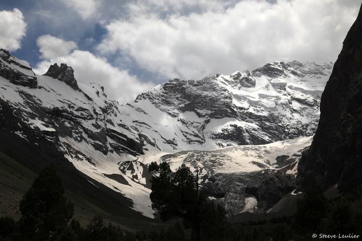 De la gorge Sanguisafed à la vallée de l'Imat, Tadjikistan