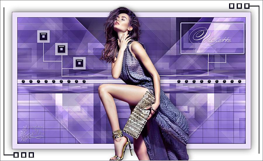 Tutorial - K@D's Psps Designs - Violette