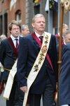 Procession de la Saint-Jean - Le baldaquin et les baudriers