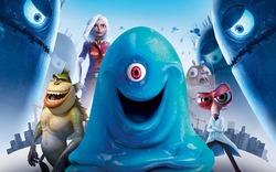 Monstres contre Aliens : un film d'animation qu'on a bien aimé
