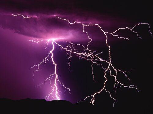 Vendredi senryû, haïku, l'orage...