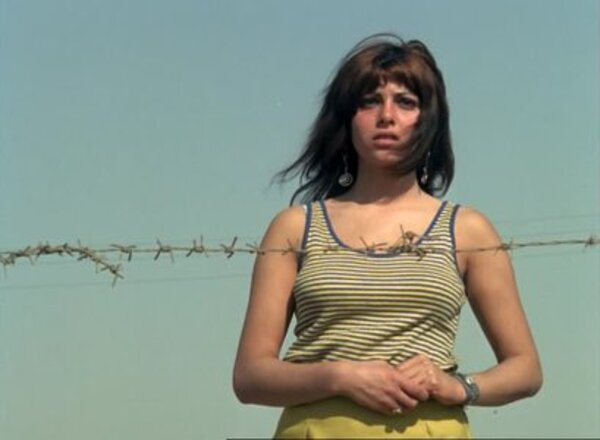 Evdokia, un film d'Alexis Damianos  * Ευδοκία (1971)