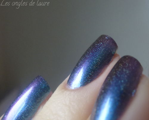 [Swatch] 50 nuances de Hush