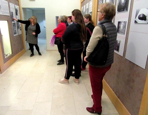 """""""Un musée pour toutes"""", une belle initiative du Zonta Club en faveur de la Culture...."""