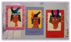 Les Petits Indiens Malins - Portraits
