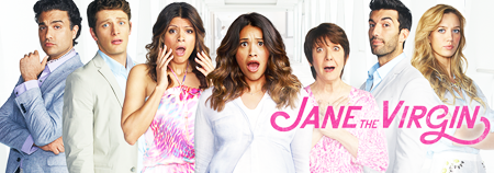 Découverte : Jane The Virgin !
