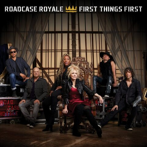 ROADCASE ROYALE - Sortie d'un premier album en Septembre