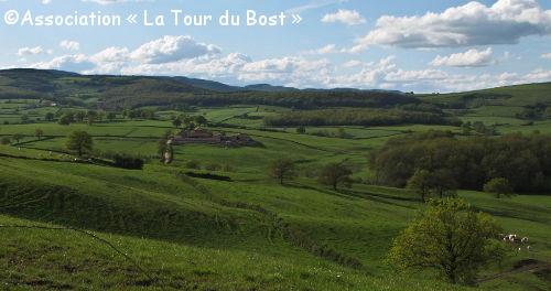 20 ans en 2012 - La Tour du Bost au fil des mois (9)
