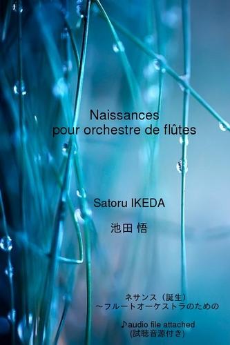 Partition d'orchestre de flûtes (livre électronique)