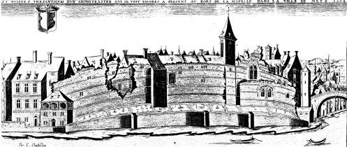 Chastillon - petit amphithéâtre