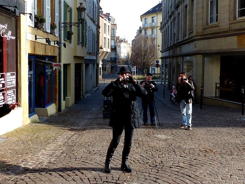 Metz / Rien qu'une histoire de 15 février...