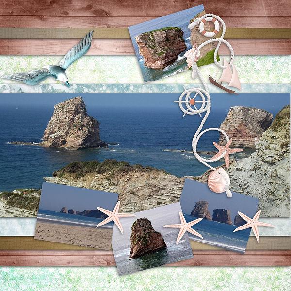 """""""A la mer"""" de Xuxper Designs"""