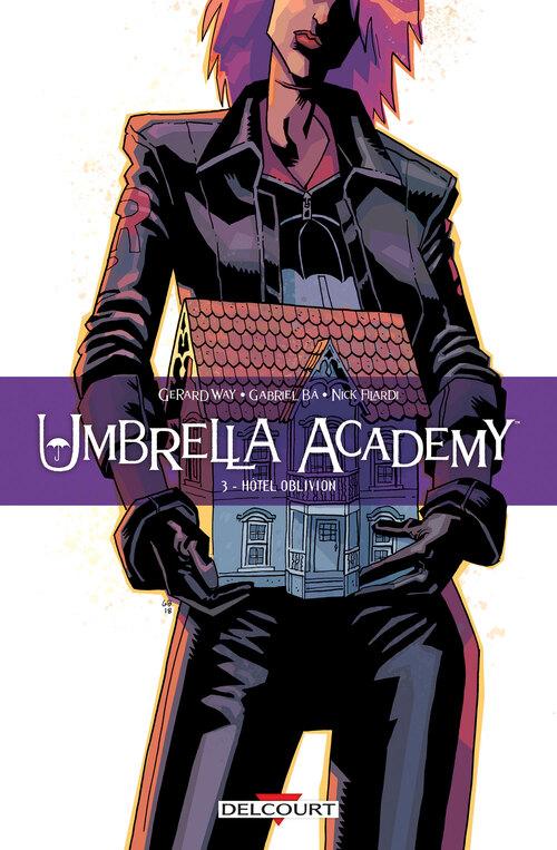 Umbrella academy - Tome 03 Hôtel oblivion - Way & Ba & Filardi