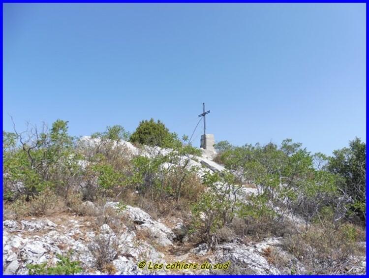 Vieux Nans les pins, la Sainte Croix