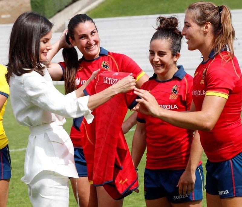 Rugby féminin