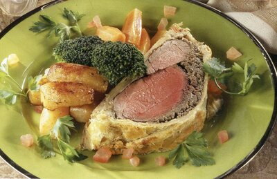 FILETS DE BOEUF WELLINGTON