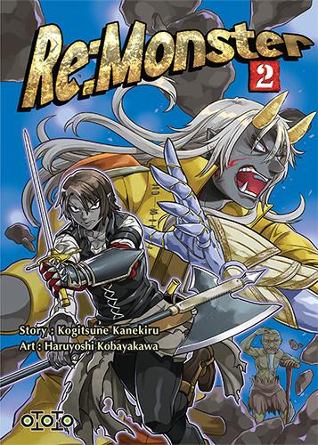 Re:monster - Tome 02 - Kogitsune Kanekiru & Haruyoshi Kobayakawa