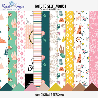 Note to self August