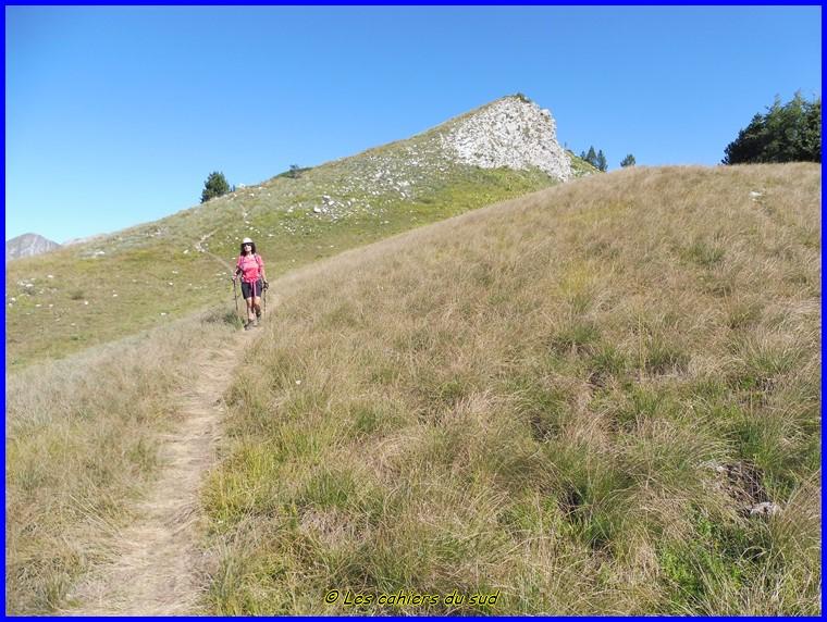Hautes Alpes, le pic de la Greysinière