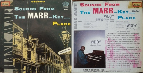 HANK MARR - Sounds From The MARR - Ket......Place